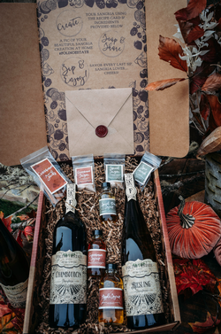 Fall Mixed Sangria Kit